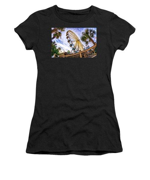 Myrtle Beach Sunset Women's T-Shirt