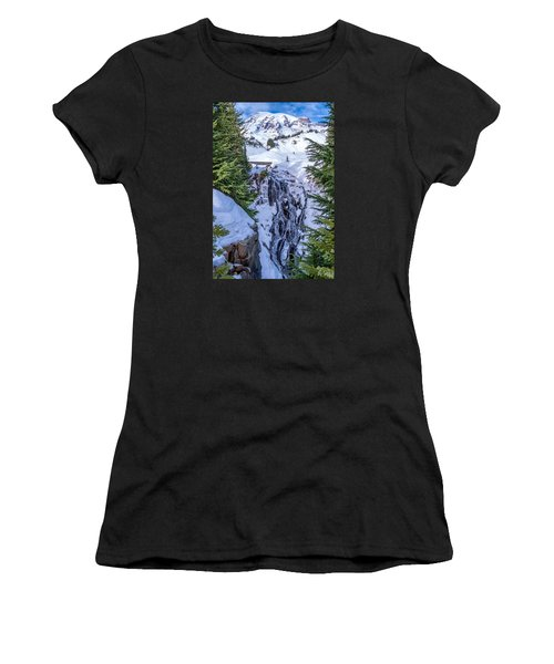 Myrtle Falls Women's T-Shirt