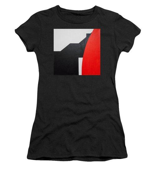 Mysterious Doorway Women's T-Shirt