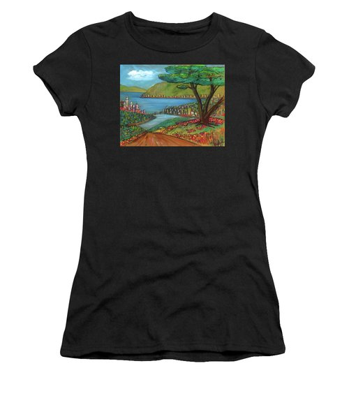 Mystery Painting From 1961 Women's T-Shirt