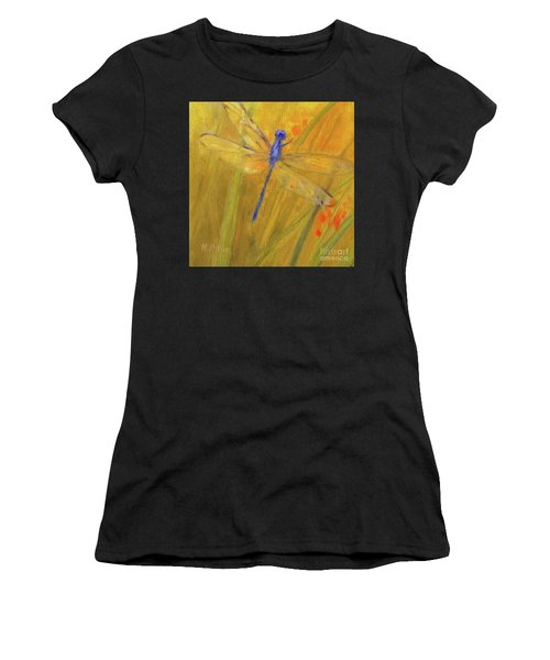 Mystic Dragonfly Women's T-Shirt (Athletic Fit)