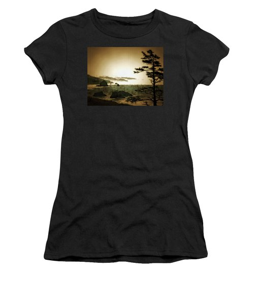 Mystic Landscapes Women's T-Shirt