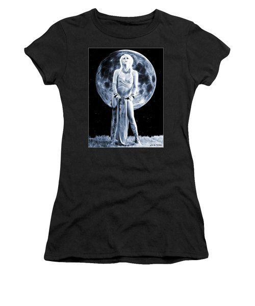 Mystic Slave Girl Women's T-Shirt