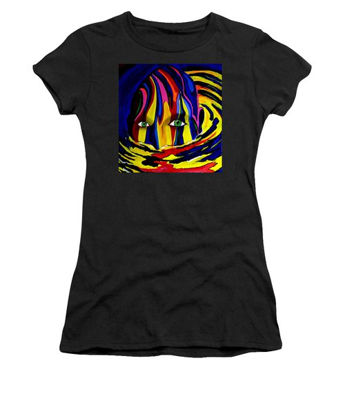 Mystic Waters Women's T-Shirt (Athletic Fit)