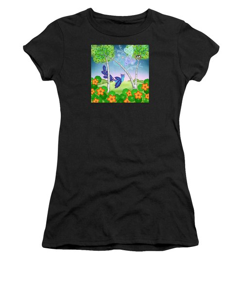 N Is For Nightingale Women's T-Shirt