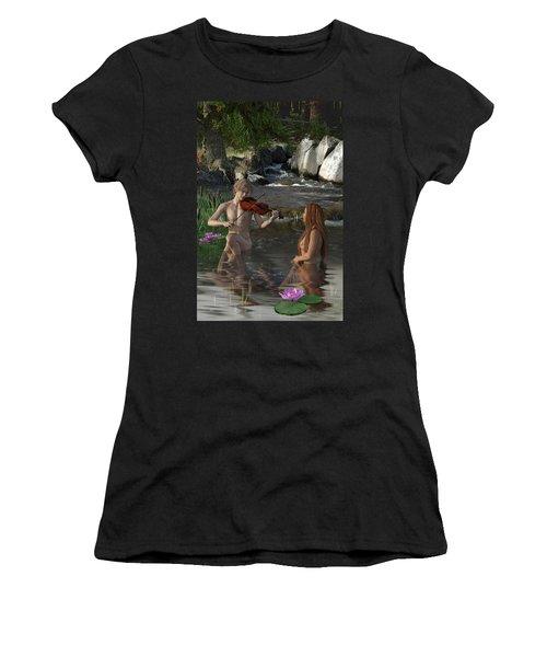 Naecken - The Nix Women's T-Shirt