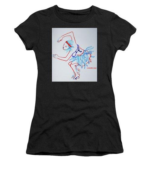 Namibian Traditional Dance Women's T-Shirt