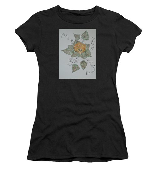Nana Rose Is Here Women's T-Shirt (Athletic Fit)