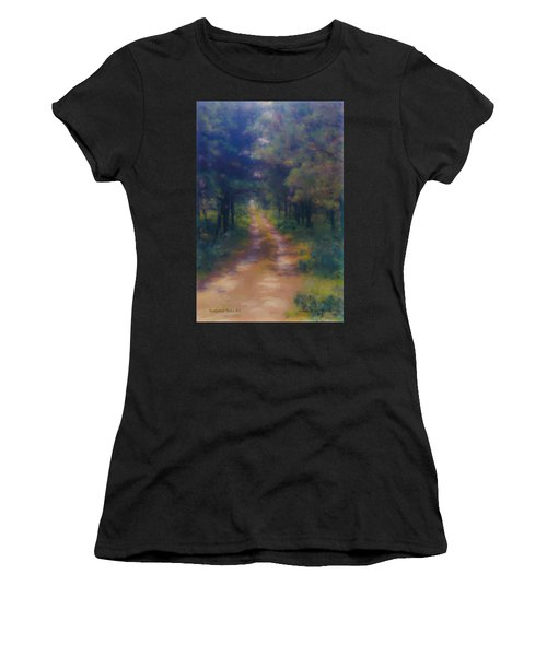 Nantucket Paths #1 Women's T-Shirt