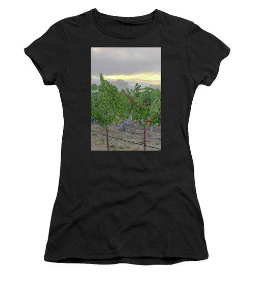 Napa Valley At Dawn Women's T-Shirt