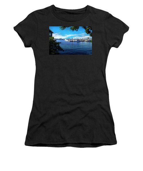 Naples Harbor Series 4054 Women's T-Shirt