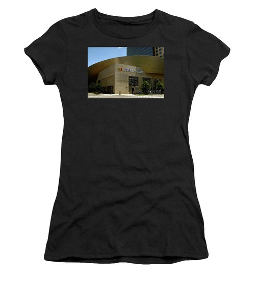 Nascar Hall Of Fame Women's T-Shirt (Athletic Fit)
