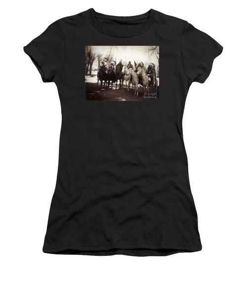 Native American Chiefs Women's T-Shirt