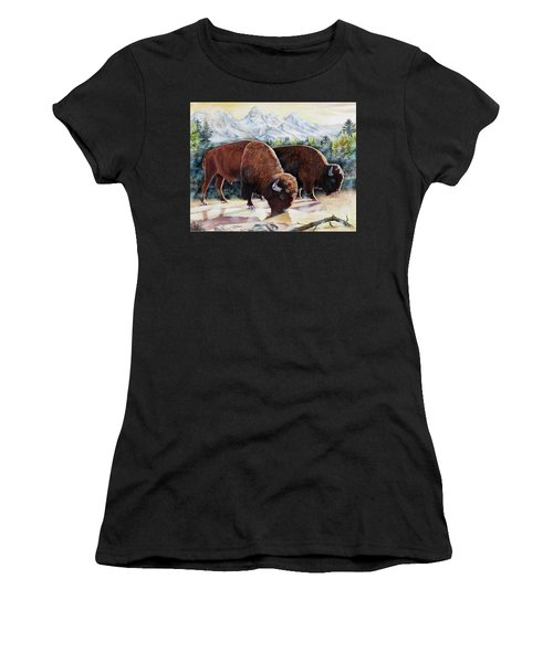 Native Nobility Women's T-Shirt (Athletic Fit)