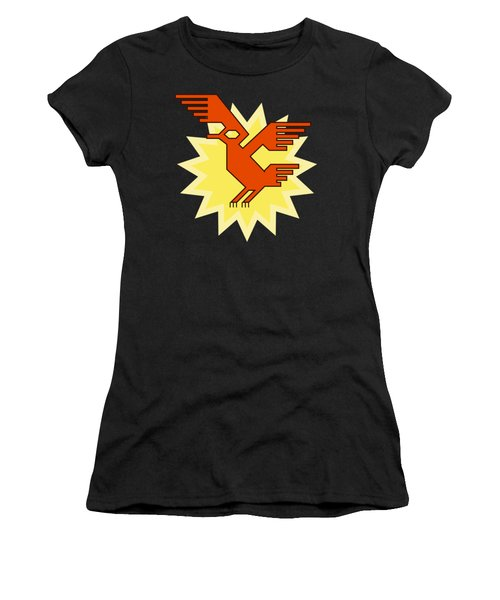 Native South American Condor Bird Women's T-Shirt