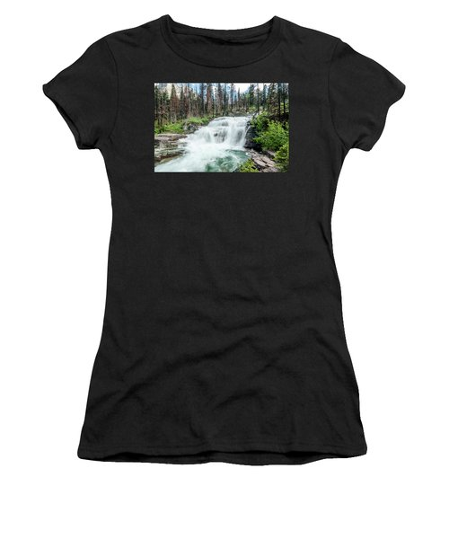 Nature Finds A Way Women's T-Shirt