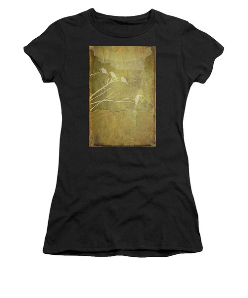 Nature Study In Gold  Women's T-Shirt
