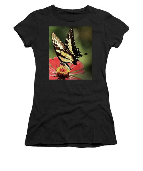 Nature's Beauty Women's T-Shirt (Athletic Fit)