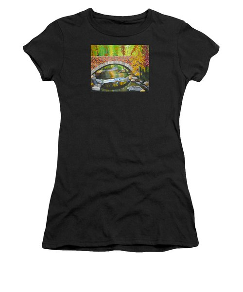 Natures Eye Women's T-Shirt (Athletic Fit)