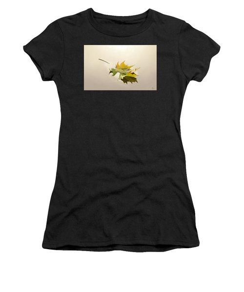 Nature's Handshake 3 Women's T-Shirt (Athletic Fit)