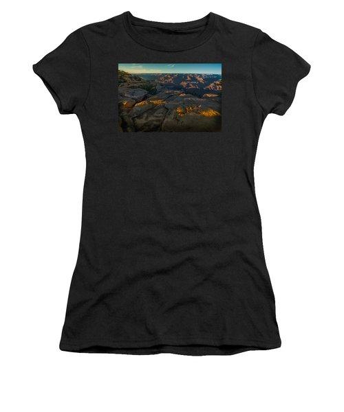 Nature's Wonder Women's T-Shirt (Athletic Fit)
