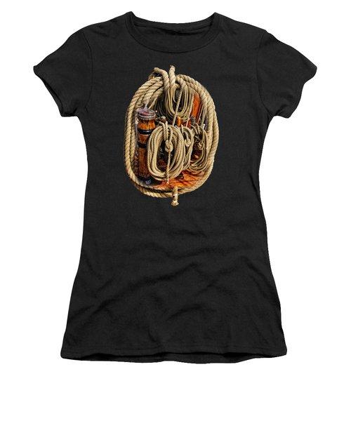Nautical Knots 16 Women's T-Shirt