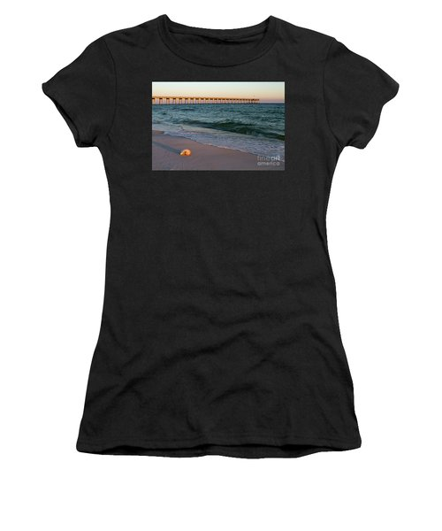 Nautilus And Pier Women's T-Shirt