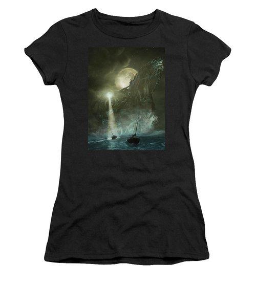 Nautilus Women's T-Shirt (Athletic Fit)