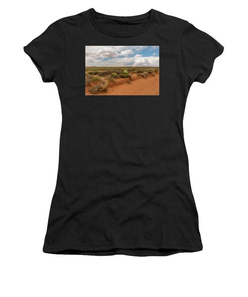 Navajo Reservation Women's T-Shirt (Athletic Fit)