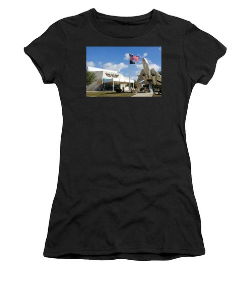 Naval Aviation Museum Women's T-Shirt (Athletic Fit)