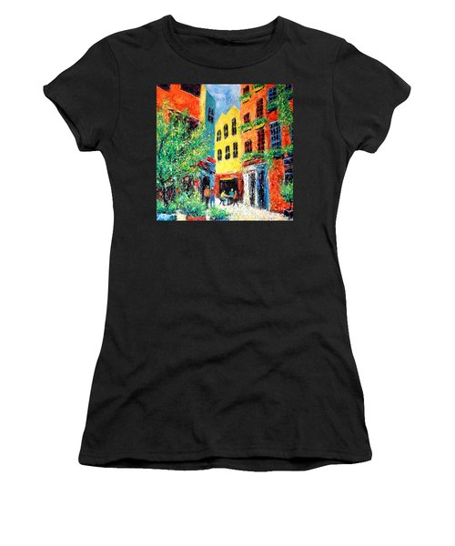 Neal's Yard London Women's T-Shirt (Athletic Fit)