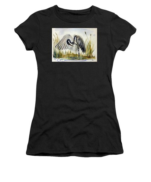 Near The Pond 3 Women's T-Shirt