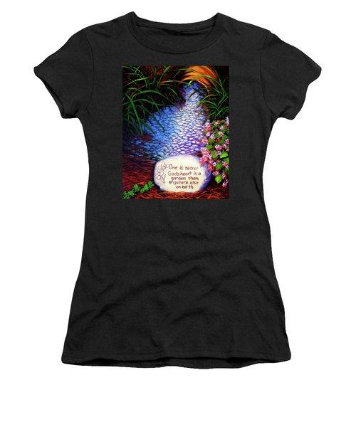 Garden Wisdom, Nearer Women's T-Shirt