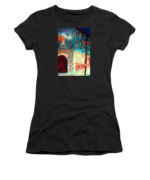 Neighborhood 2 Women's T-Shirt (Athletic Fit)