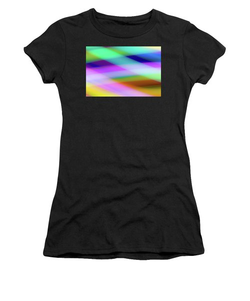 Neon Crossing Women's T-Shirt
