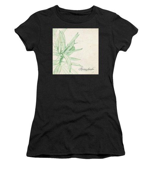 Nerium Oleander Women's T-Shirt