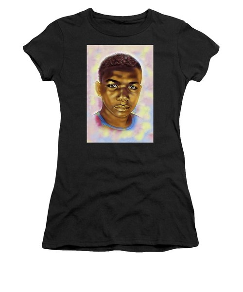 Never Forget Trayvon Women's T-Shirt (Athletic Fit)