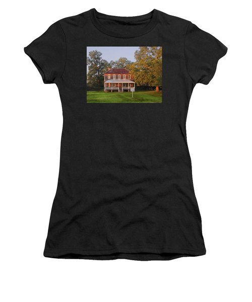 New Dawn On Old House Women's T-Shirt