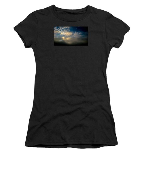 New Every Morning Women's T-Shirt (Junior Cut) by Carlee Ojeda