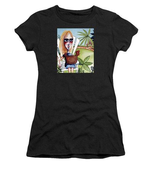 New Friends Women's T-Shirt (Athletic Fit)
