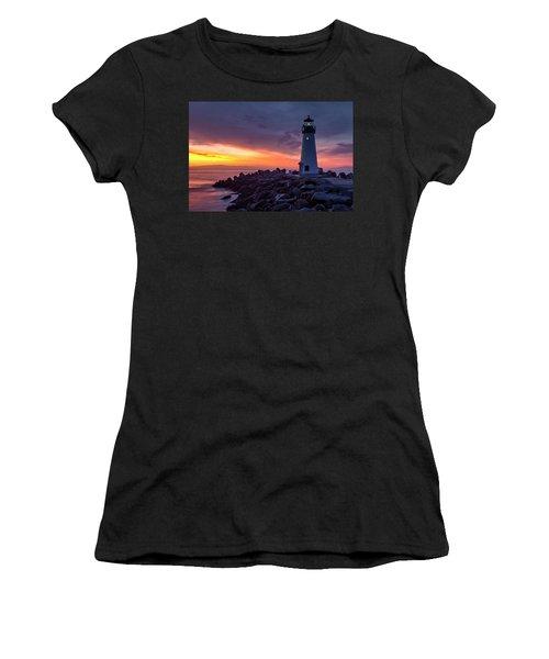 New Light Women's T-Shirt (Athletic Fit)