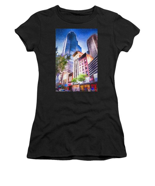New Meets Old Women's T-Shirt