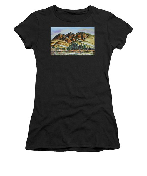 New Mexico Back Country Women's T-Shirt