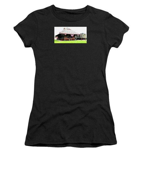 New Oxford Pennsylvania Train Station Women's T-Shirt