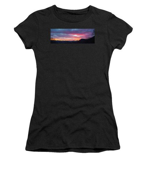 New Year Dawn - 2016 December 31 Women's T-Shirt