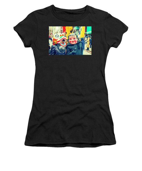 New York Chinatown Women's T-Shirt