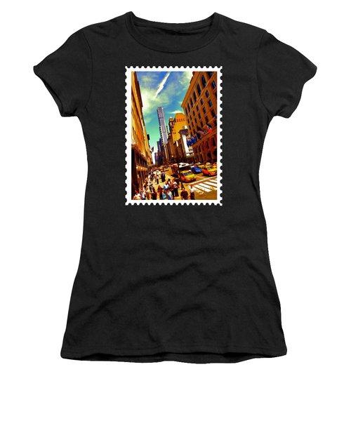 New York City Hustle Women's T-Shirt