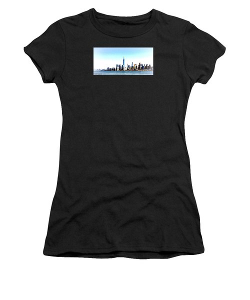 New York City Skyline Women's T-Shirt