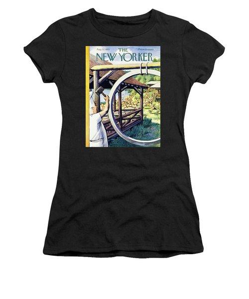 New Yorker August 22 1953 Women's T-Shirt