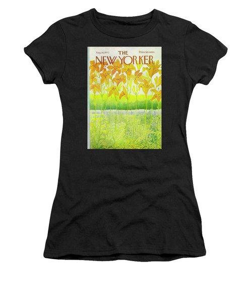 New Yorker Cover August 26 1972  Women's T-Shirt
